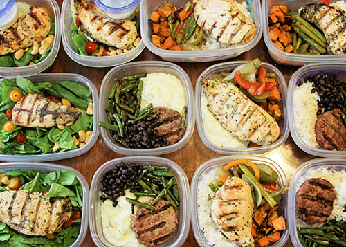 Tips voor lekker eten tijdens de verhuizing
