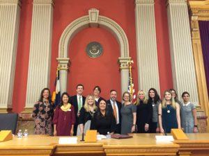 General Meeting held at the Denver Capitol